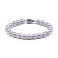 Akoya Pearl Bracelet 8.0-8.5mm White AA+ Quality