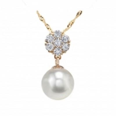 Akoya Pearl Pendant 7.0-9.0mm White AAA Quality