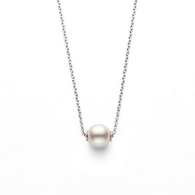 Freshwater Pearl Pendant 8.0-11.0mm-Seamlessly