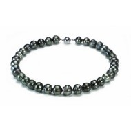 Tahitian Pearl Necklace 12-14mm AA+ Baroque
