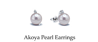 Akoya Pearls Earrings