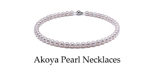 Akoya Pearls Necklaces