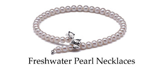 Freshwater Pearls Necklaces