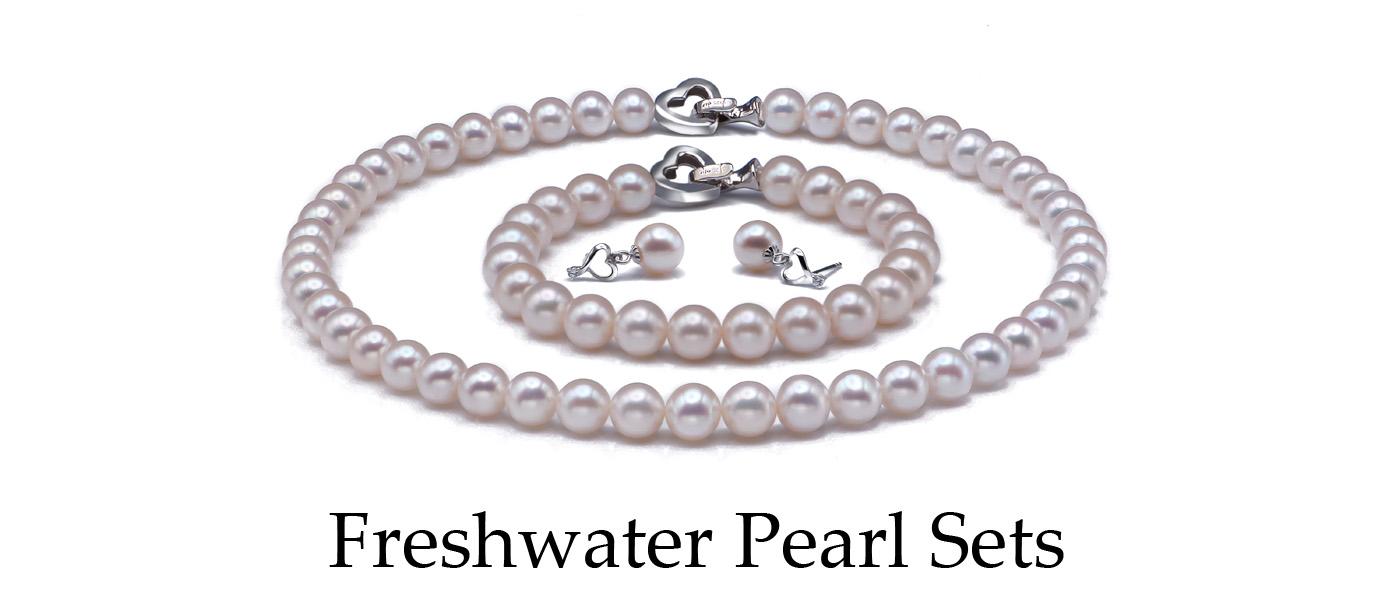 Freshwater Pearls Earrings