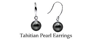 Tahitian Pearls Earrings