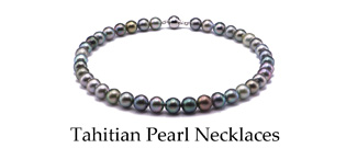 Tahitian Pearls Necklaces