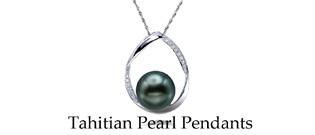 Tahitian Pearls Pendants
